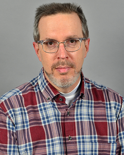 A photo of Mark Whisler
