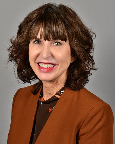 A photo of Dr. Kimberly Zant.