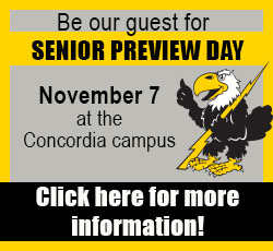 2017 Senior Preview Days - Get information