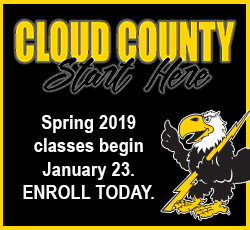 Spring 2019 classes begin January 23. Enroll today