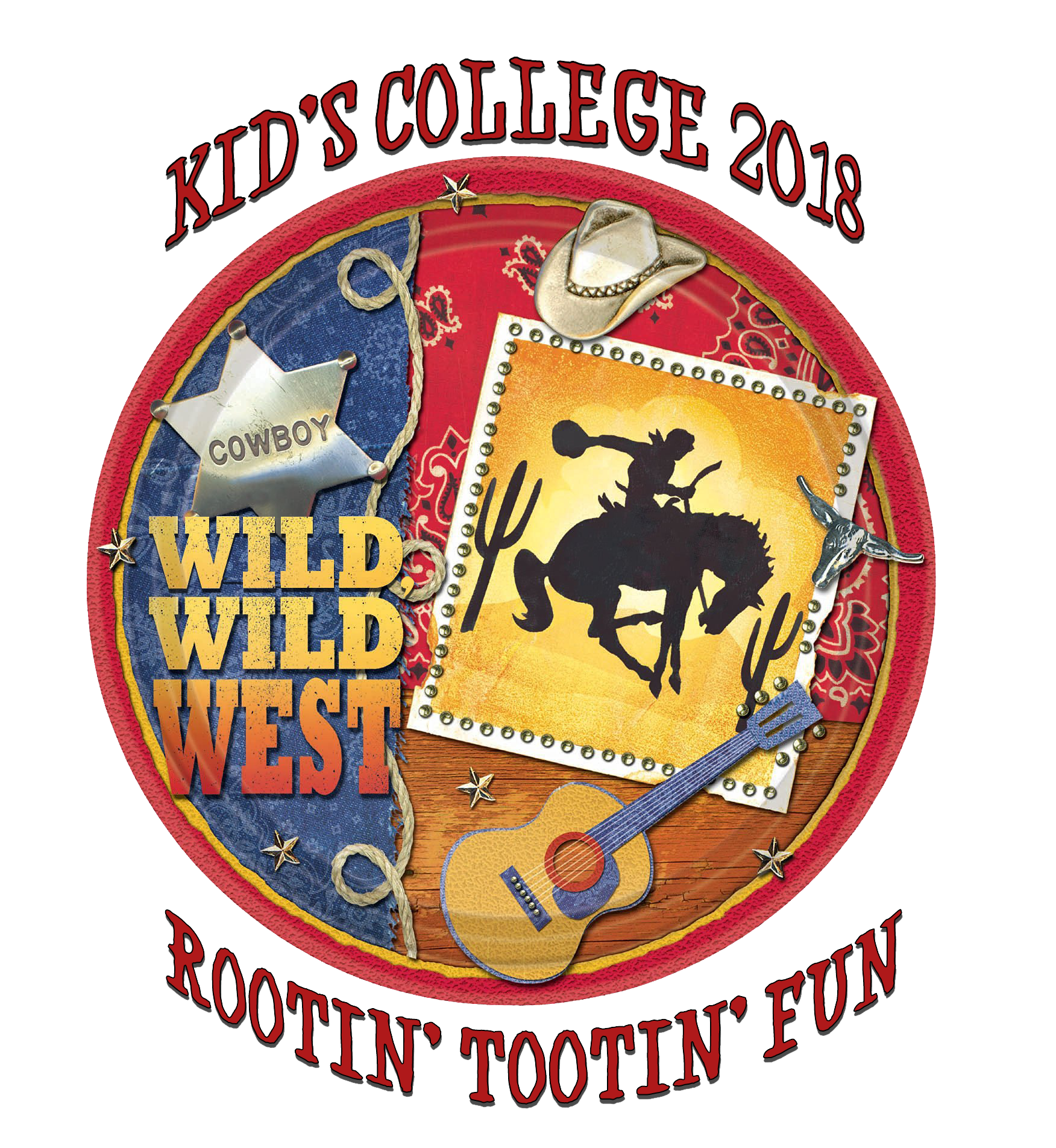 Kid's College 2018 will be rootin' tootin' fun