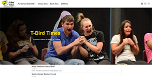 T-Bird Times is our online student newspaper.