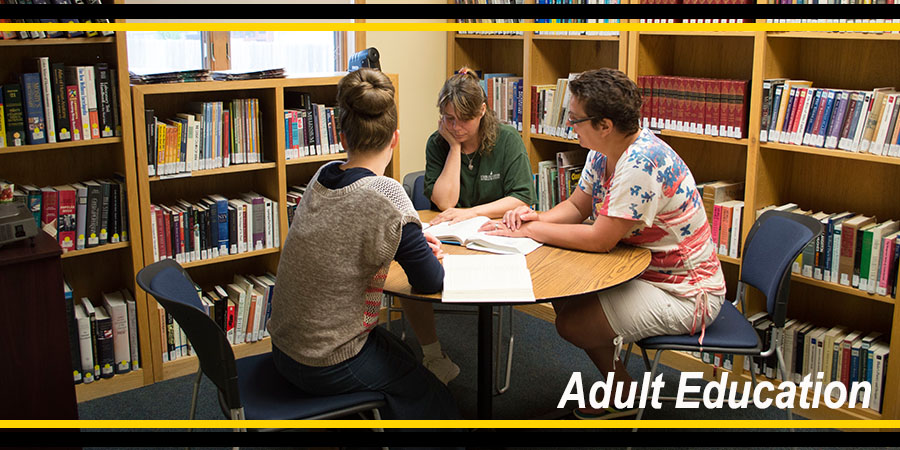 Adult education image