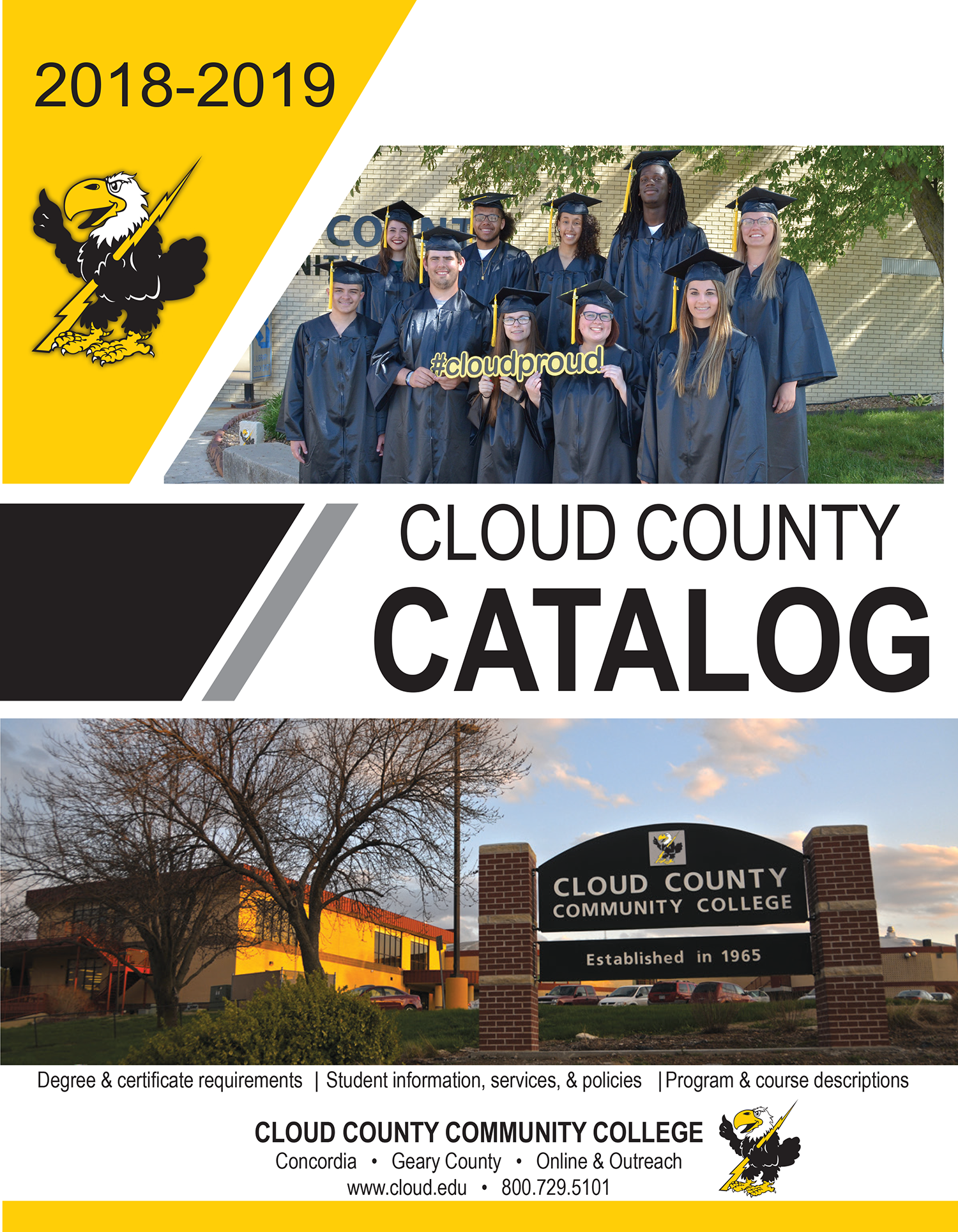 Click here for a PDF of the 2018-2019 Academic Catalog