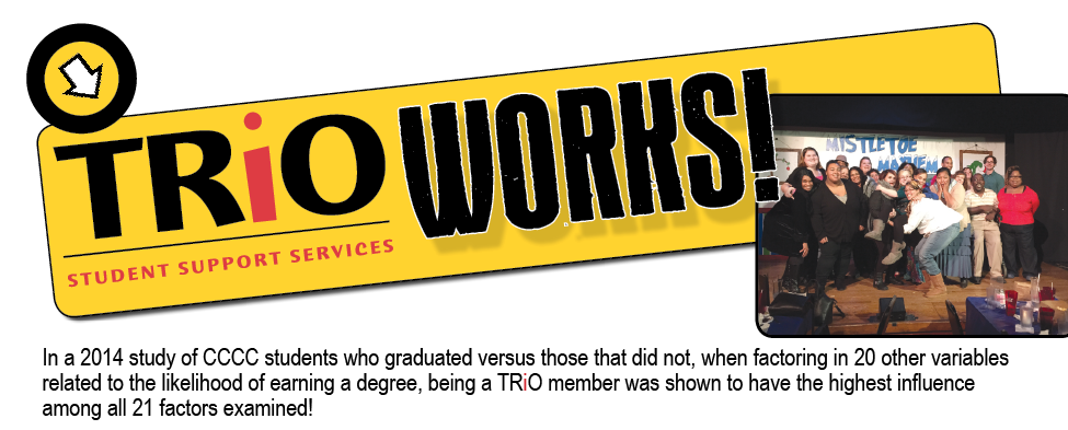 Trio works graphic