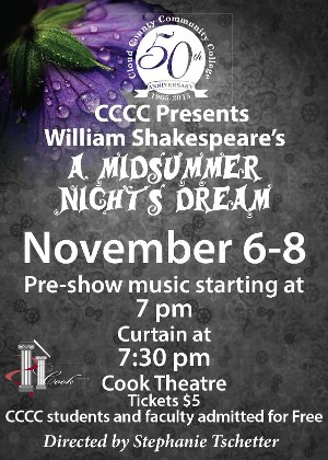 Fall 2014 Play, A Midsummer Night's Dream
