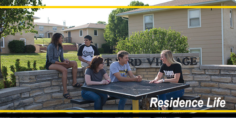 Residence Life, header picture