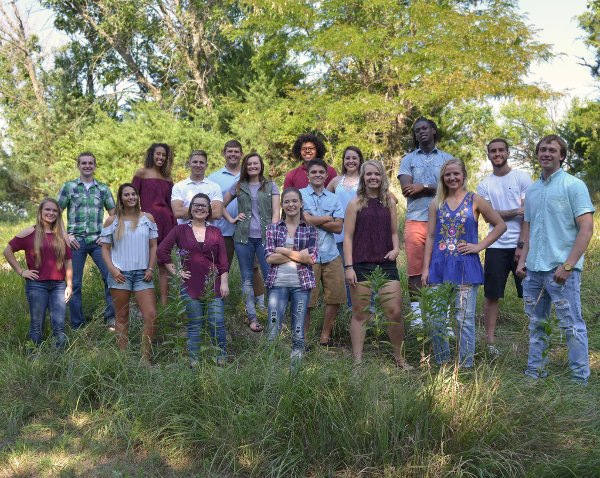 2015 Resident Assistants