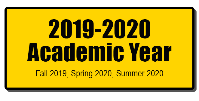 Get 2019-2020 Financial Aid documents here