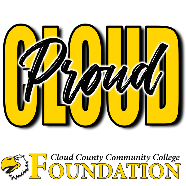 Cloud Proud, the logo for the employee giving campaign.
