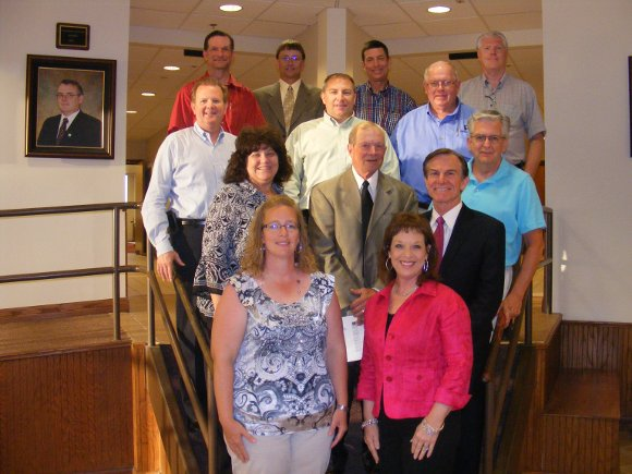 CCCC Foundation Board of Directors.